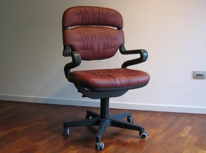 Pistone gas per sedia da ufficio altezza regolabile nero
